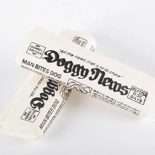 Newspaper Toy
