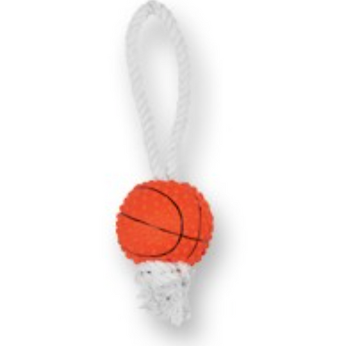 Basketball Rope Toy