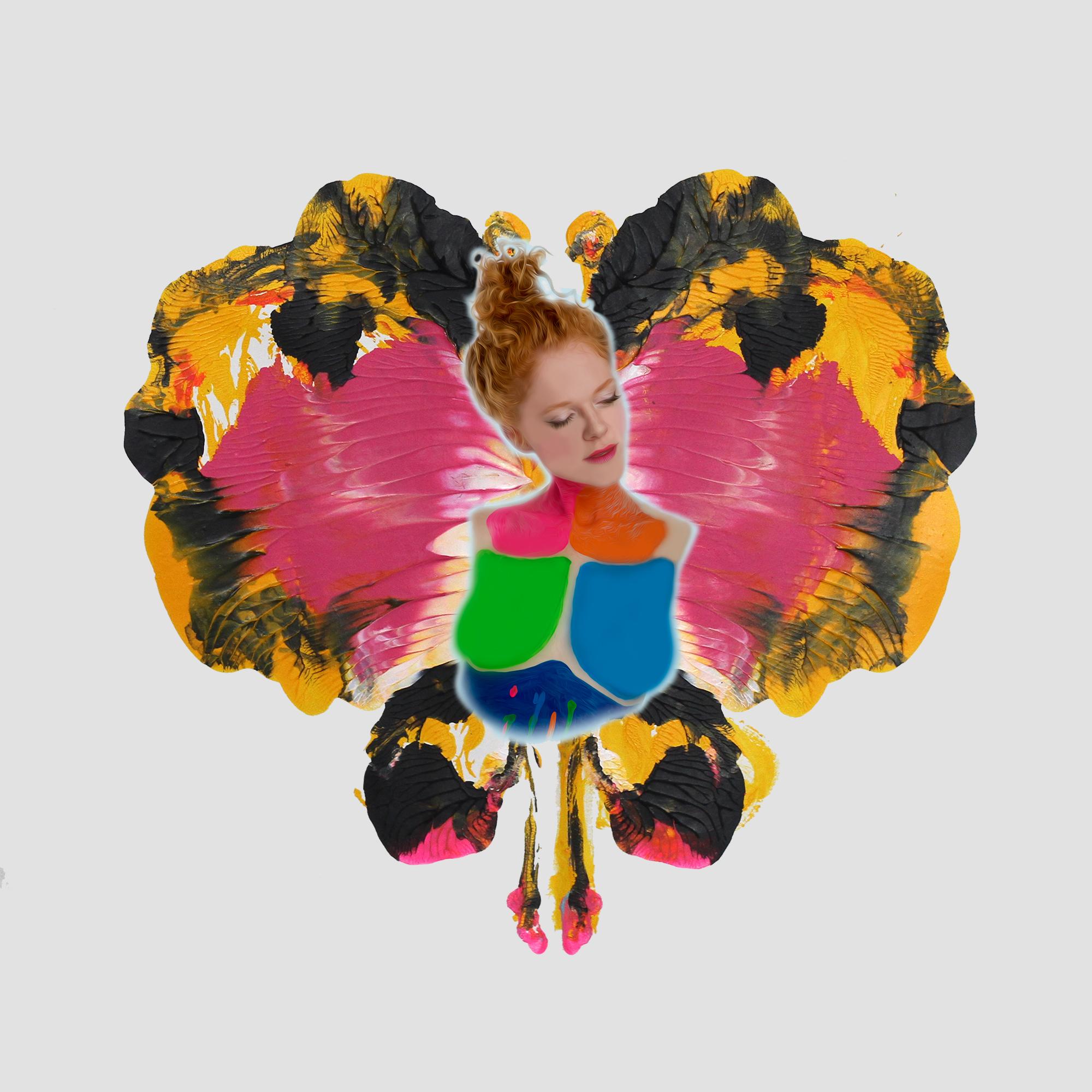 Butterflies cover uden tekst