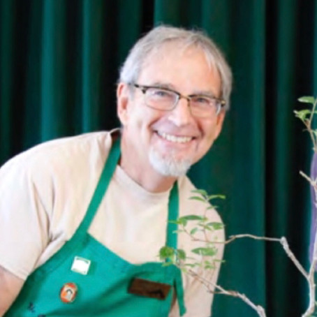 Root over rock planting with Marc Shaw