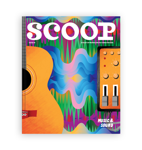 Scoop Issue 19 Cover