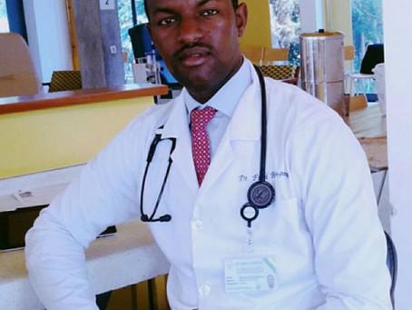 Rwandan oncologist wins ASCO LIFe Grant