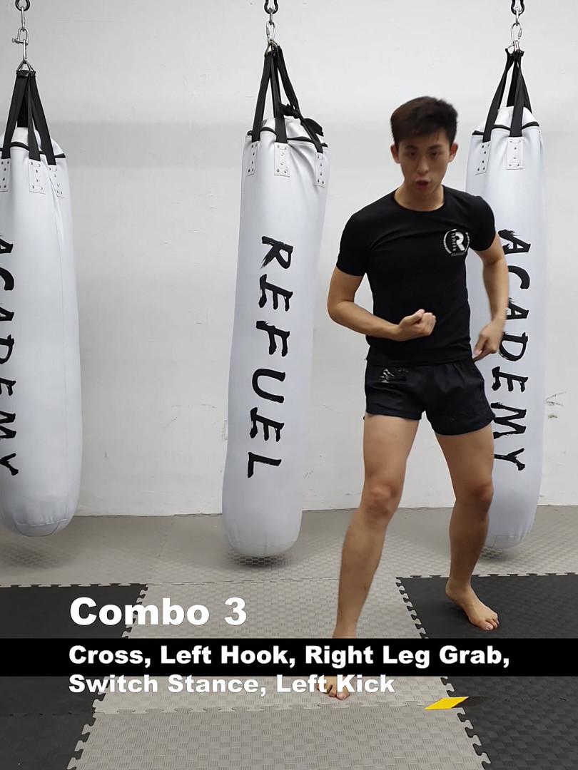 Muay Thai Technique week 4.mp4