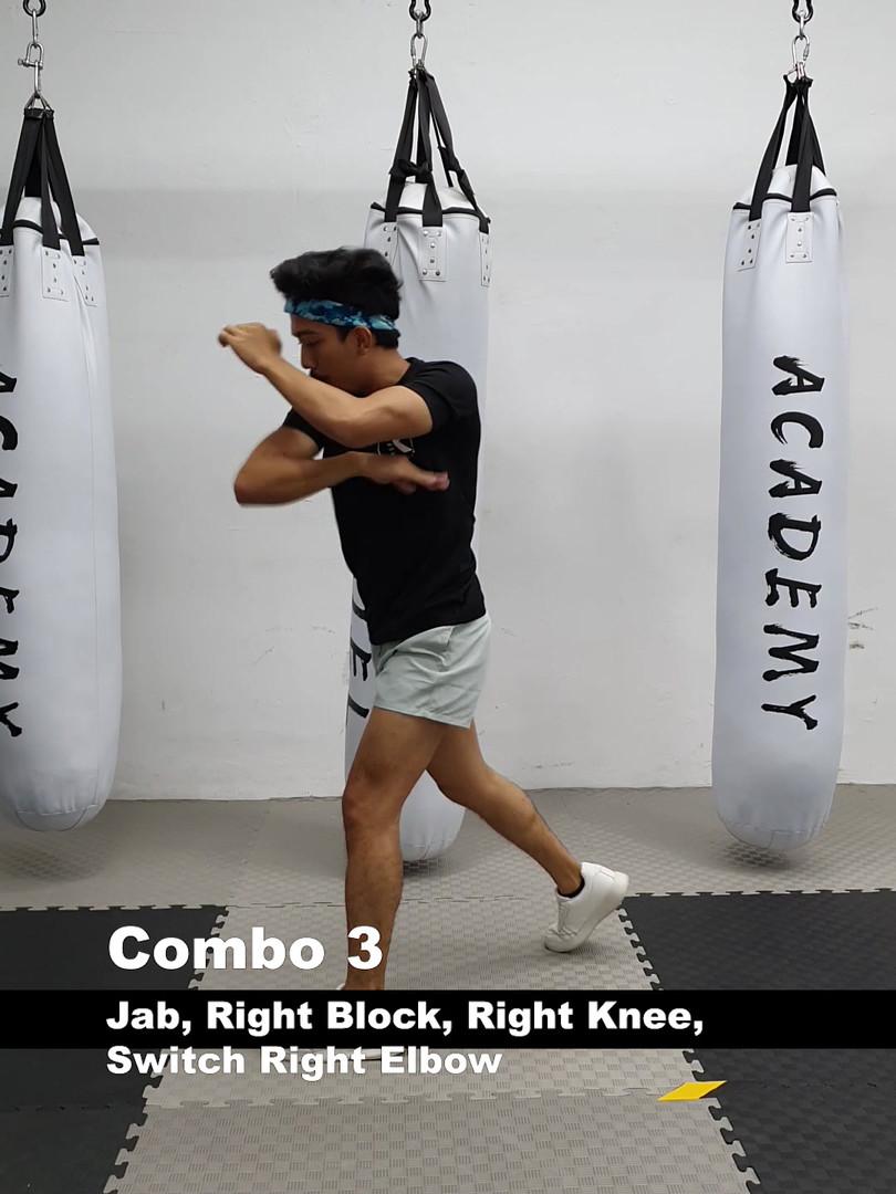Muay Thai Technique Week 5.mp4