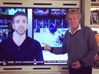 Going viral with Sir Rod