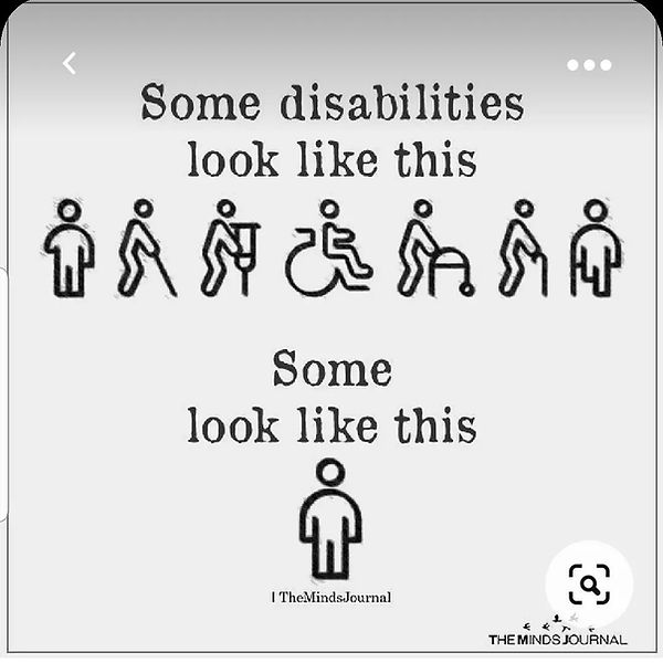 Icons of physical disabilities and some look like this, typical body icon..jpg