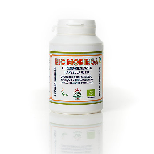 Bio Moringa kapszula 60db