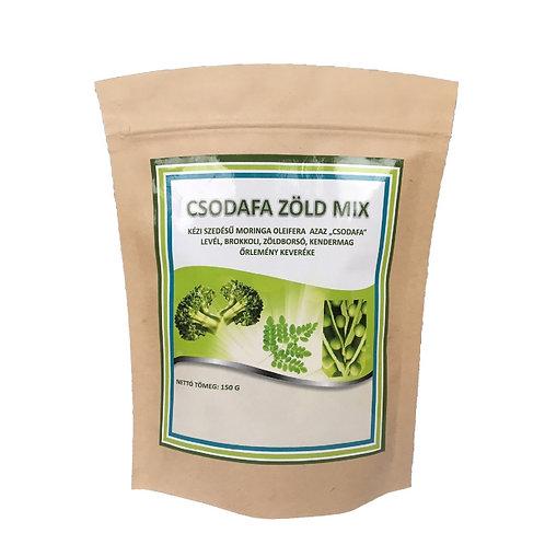 Csodafa Zöld Mix