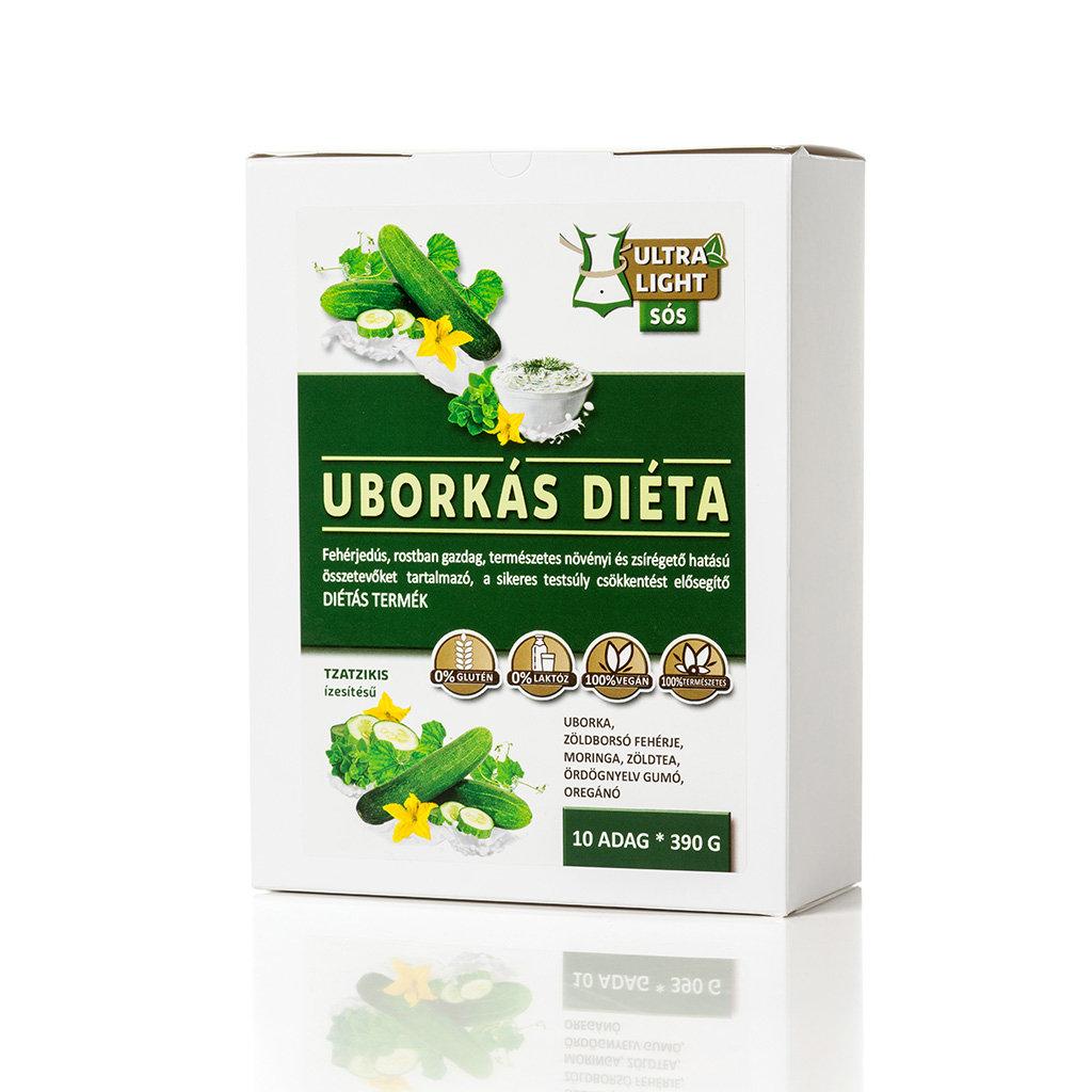 ultra light diéta mix)