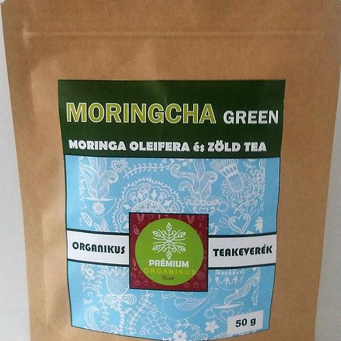 MoringCha Green