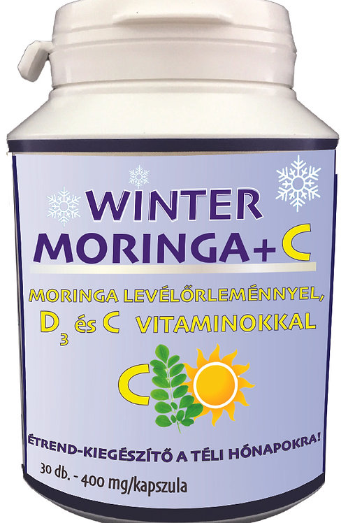 Winter Moringa + C