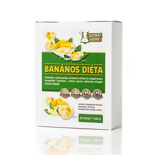 Ultra Light Banános Diéta
