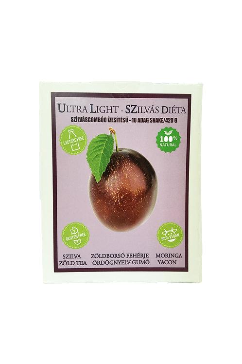 Ultra Light Szilvás Diéta, 10x
