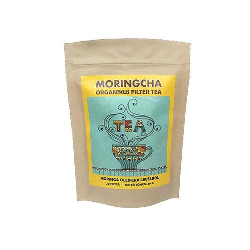 Moringcha filteres tea