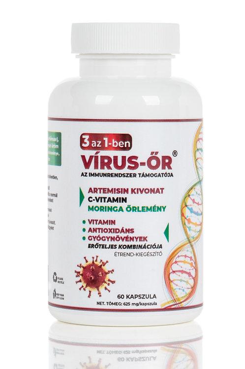 3 az 1-ben Vírus-Őr Az immunrendszer támogatója