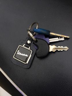 VGTS300 Keys