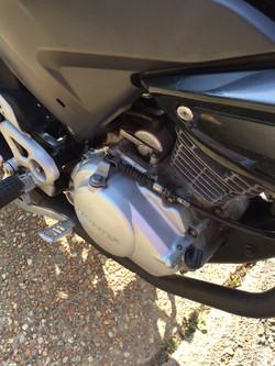Honda CBF125 2011