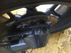 BMW K1200R Rear Wheel
