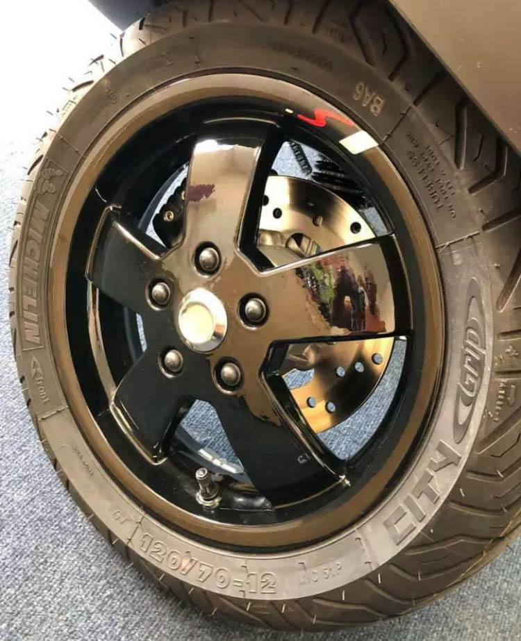 GTS wheel