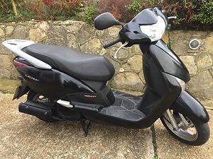 Honda NHX110 LEAD 2011