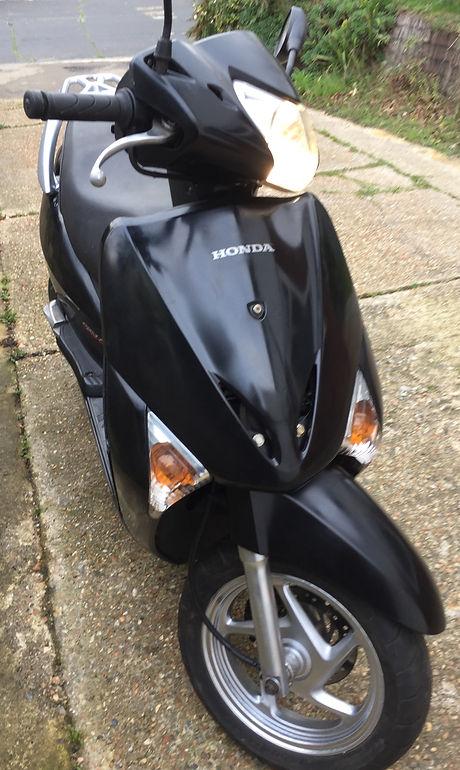 Honda NHX110 2011