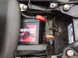 Honda CBF125 2011 - New Battery