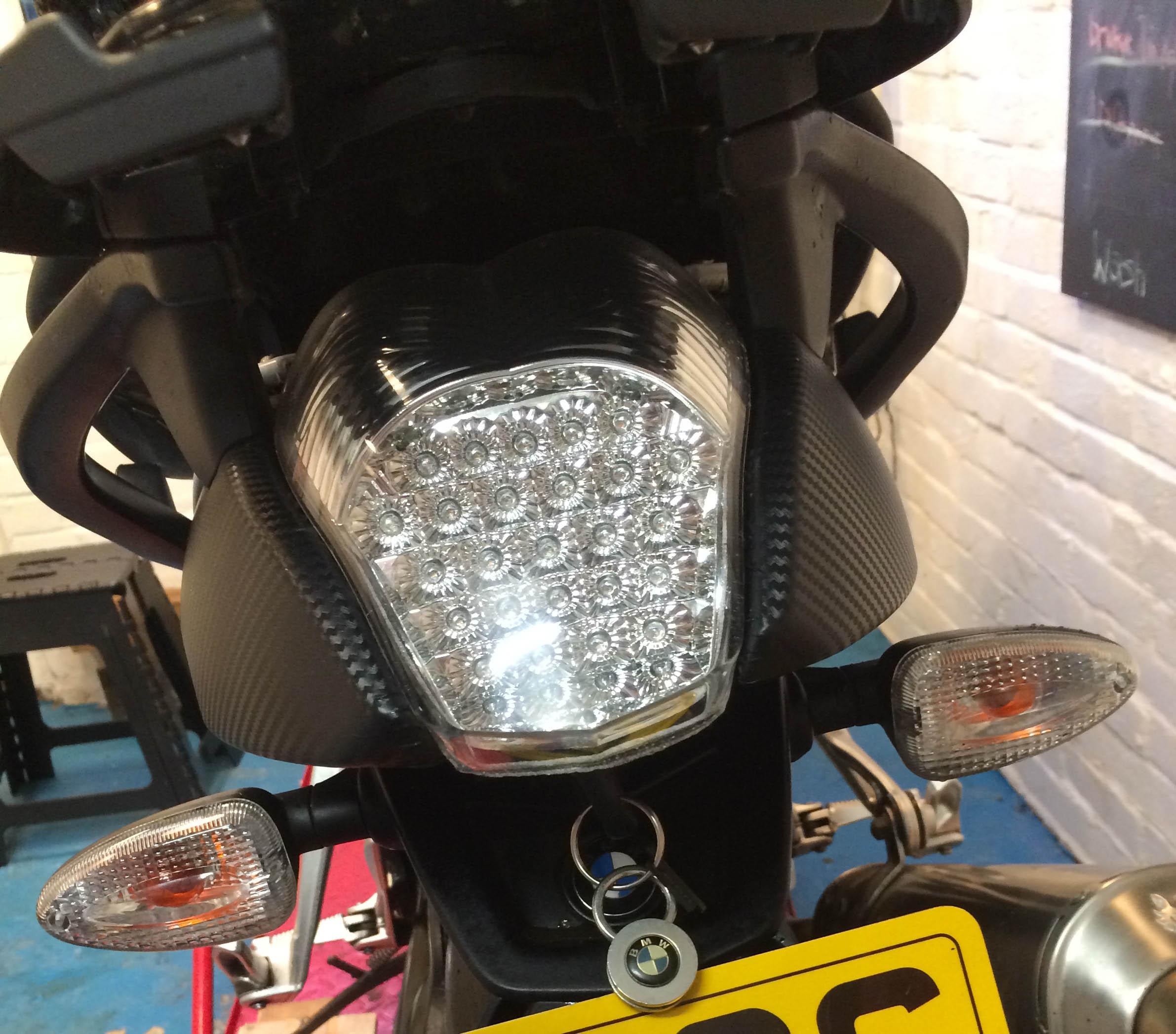 BMW K1200R LED tail Light