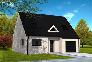 Maison avec outeau