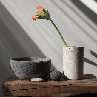 Cement Bowls and Planters - Zen and Cement, Marrickvile, Australia