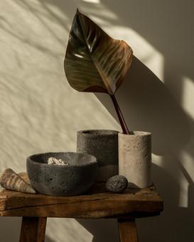Cement Bowls and Planters - Zen and Cement, Marrickvile, Australia