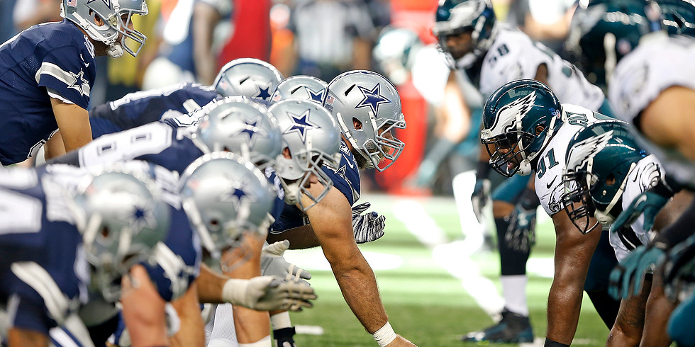 Dallas Cowboys vs Philadelphia Eagles