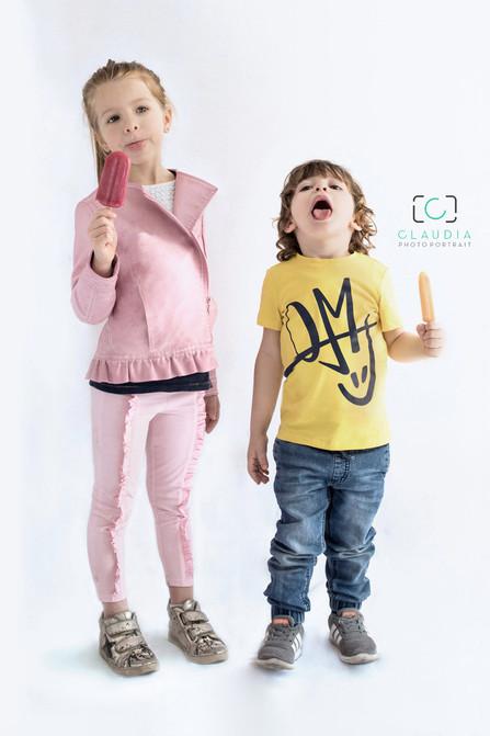 Servizio forografico Bambini