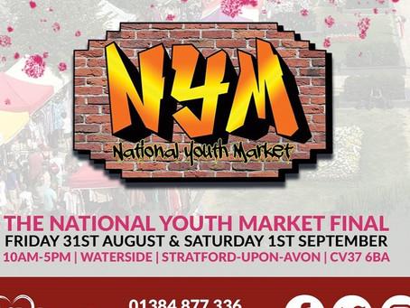 National Youth Market Final! STRATFORD UPON AVON