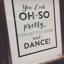 Now Get Out There and Dance!