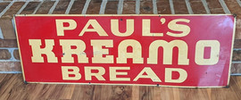 Kreamo Bread Tin Sign