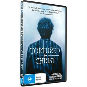 Tortured for Christ DVD Richard Wurmbrand