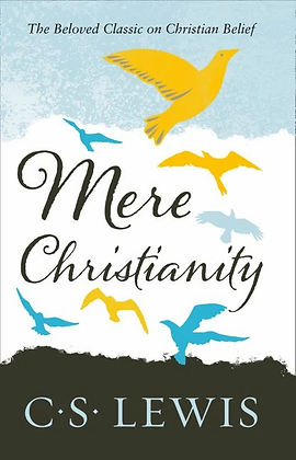 Mere Christianity PB by CS Lewis