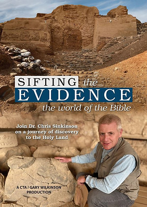 Sifting The Evidence DVD the word of the Bible