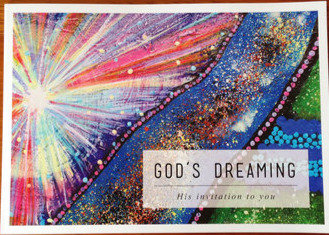 God's Dreaming PB coffee table book