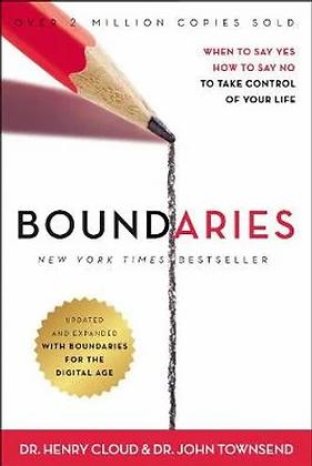 Boundaries PB by Dr. Henry Cloud & Dr. John Townsend