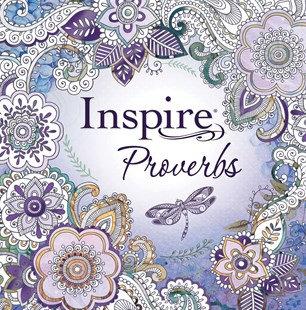 Inspire Proverbs PB Colouring Book