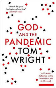 God and the Pandemic PB by Tom Wright