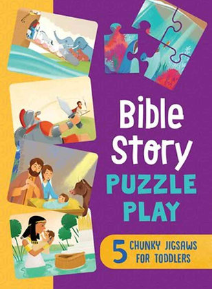 Bible Story Puzzle Play - jigsaws