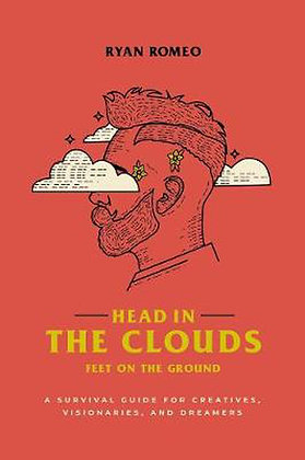 Head in the Clouds PB Feet on the ground by P Wickham
