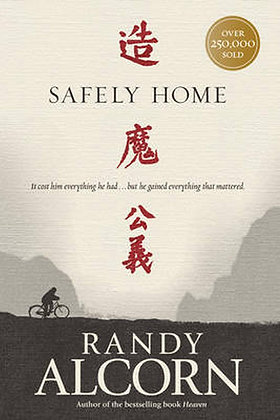 Safely Home PB by Randy Acorn