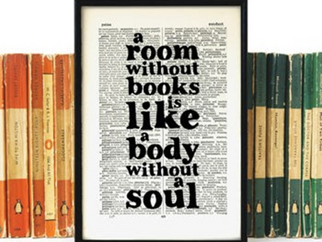 A Place for Books?- are they still relevant?