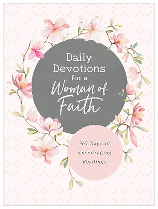 Daily Devotions for a Woman of Faith SC