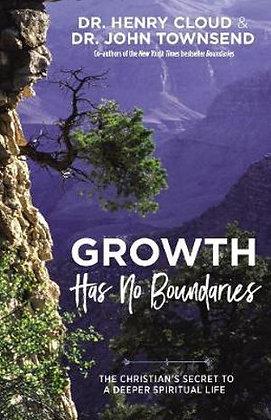 Growth Has No Boundaries HC Christian's Secret to by H Cloud & J Townsend