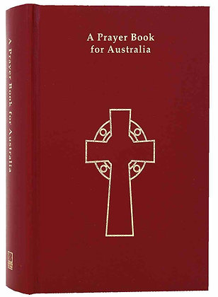 A Prayer Book for Australia HC Minister  edit.
