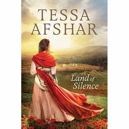 Land Of Silence PB by Tessa Afshar